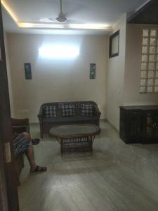 Gallery Cover Image of 1500 Sq.ft 3 BHK Independent Floor for rent in Sector 49 for 26000