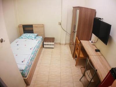Bedroom Image of Vishal PG in Mundhwa