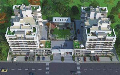 Gallery Cover Image of 1935 Sq.ft 3 BHK Apartment for buy in SS Sai Simran Residency, Chandkheda for 6557500
