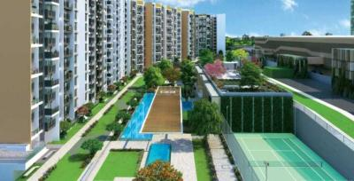 Gallery Cover Image of 1230 Sq.ft 2 BHK Apartment for buy in L And T Seawoods Residences Phase I, Seawoods for 20000000