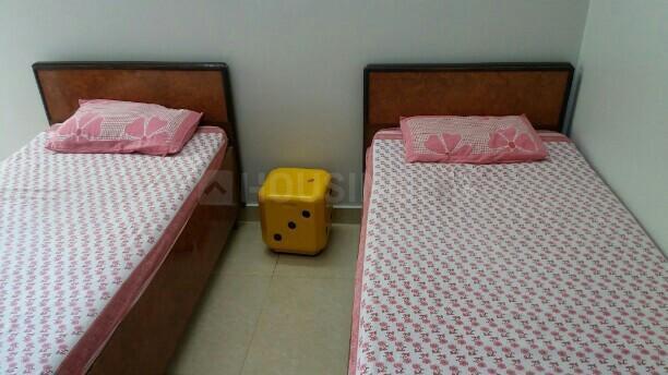 Bedroom Image of Saxena Boys PG in Pul Prahlad Pur