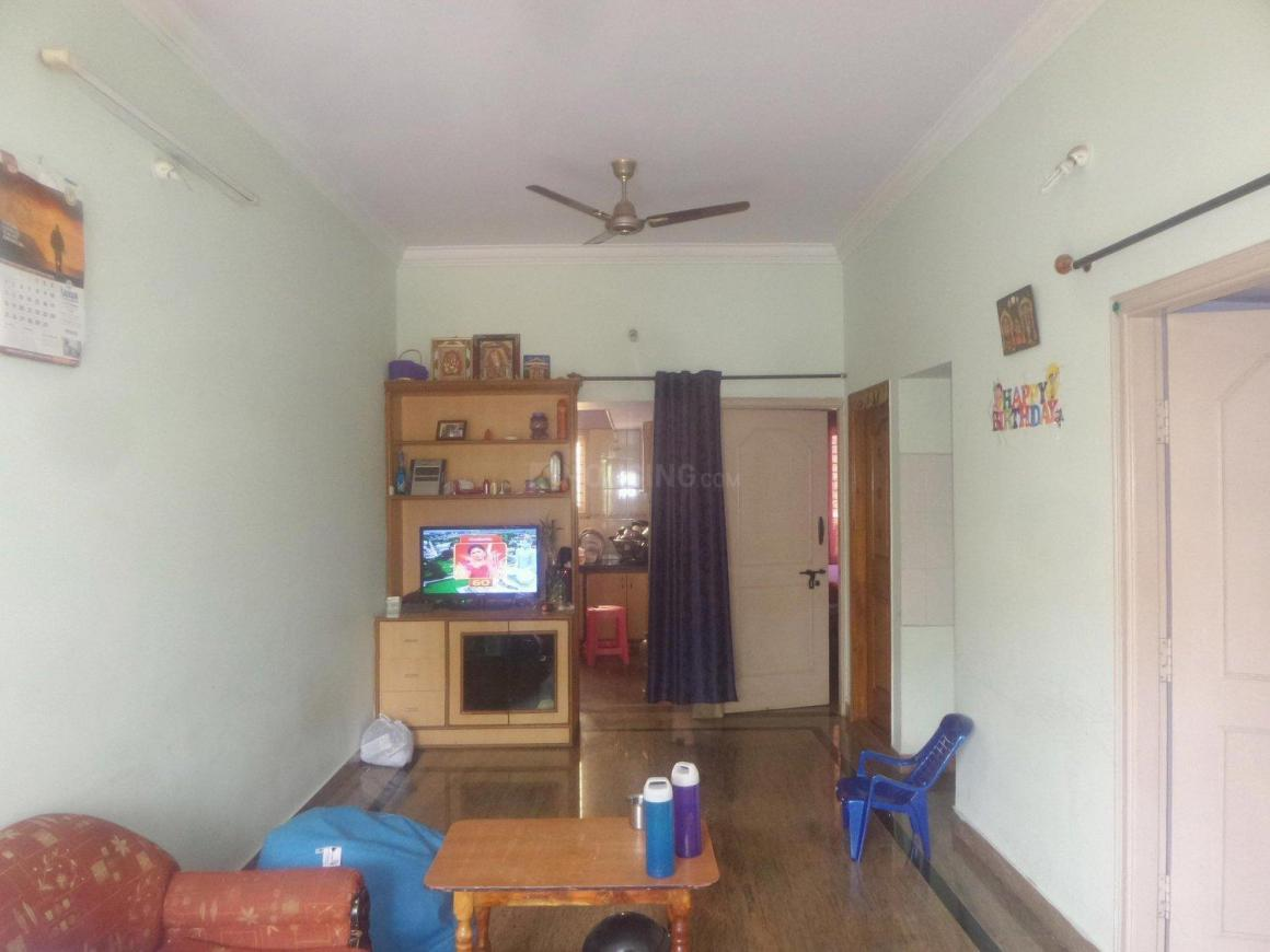 Living Room Image of 900 Sq.ft 2 BHK Apartment for rent in Amrutahalli for 11500