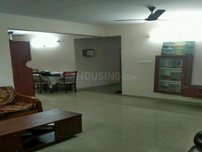 Gallery Cover Image of 1610 Sq.ft 3 BHK Apartment for rent in Tejaswini Nagar for 18000