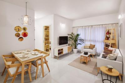 Gallery Cover Image of 350 Sq.ft 1 BHK Apartment for buy in Godrej Vanaangan, Chandkheda for 2600000
