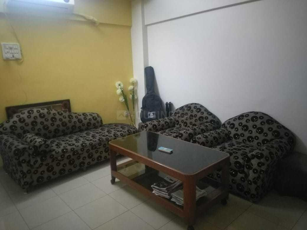 Living Room Image of 1000 Sq.ft 2 BHK Apartment for rent in Sion for 35000