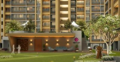 Gallery Cover Image of 1170 Sq.ft 2 BHK Apartment for buy in Maninagar for 5310000