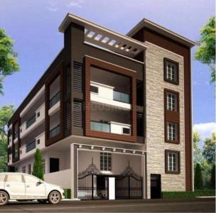 Gallery Cover Image of 800 Sq.ft 1 BHK Independent Floor for rent in Yeshwanthpur for 17000