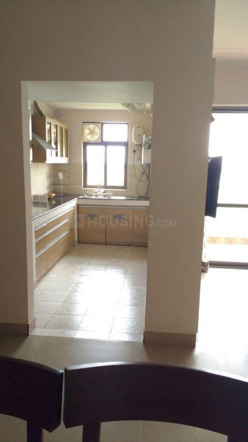 Kitchen Image of 1620 Sq.ft 3 BHK Apartment for buy in Saidpur for 4800000