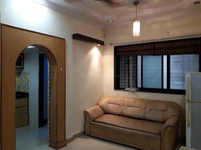 Gallery Cover Image of 610 Sq.ft 1 BHK Apartment for rent in Airoli for 19500