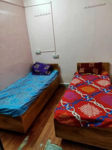 Bedroom Image of Shree Datta PG in Wadgaon Sheri