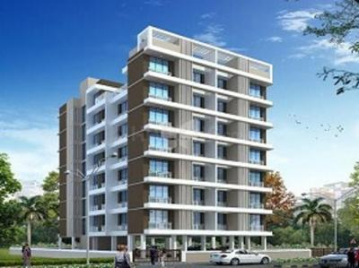Gallery Cover Image of 1100 Sq.ft 2 BHK Apartment for rent in Kamothe for 14000