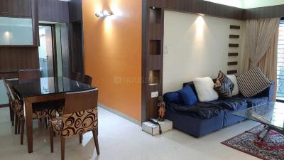 Gallery Cover Image of 1600 Sq.ft 3 BHK Apartment for rent in Goregaon East for 68000