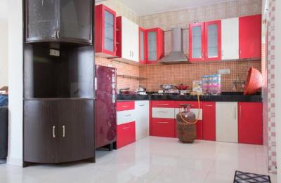 Kitchen Image of 701 E1 Madhuban Society in Dhanori