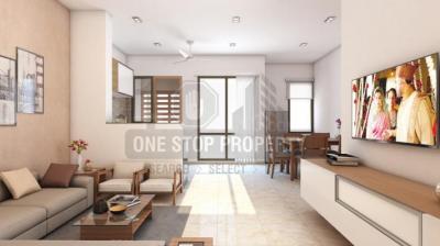Gallery Cover Image of 1054 Sq.ft 2 BHK Apartment for rent in Sushrut Saujanya, Amraiwadi for 15000