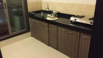Kitchen Image of Kk Properties PG in Andheri West