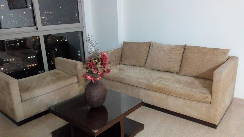 Living Room Image of 1250 Sq.ft 2 BHK Apartment for rent in Powai for 119000