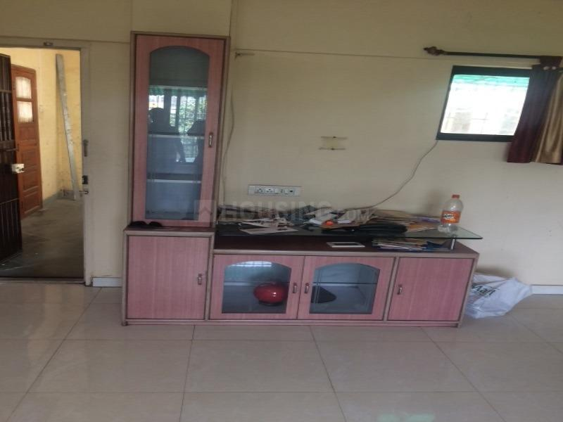 Living Room Image of 850 Sq.ft 2 BHK Apartment for rent in Thane West for 25000