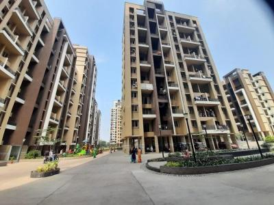 Gallery Cover Image of 368 Sq.ft 1 RK Apartment for buy in Mohan Nano Estates I, Ambernath West for 2150000