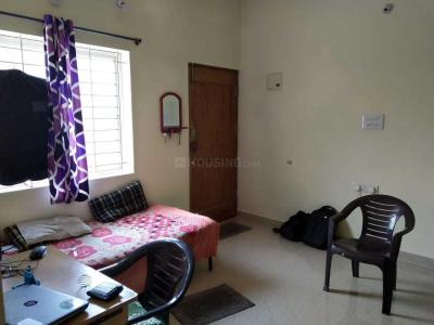 Gallery Cover Image of 900 Sq.ft 1 BHK Apartment for rent in Jalahalli West for 7000