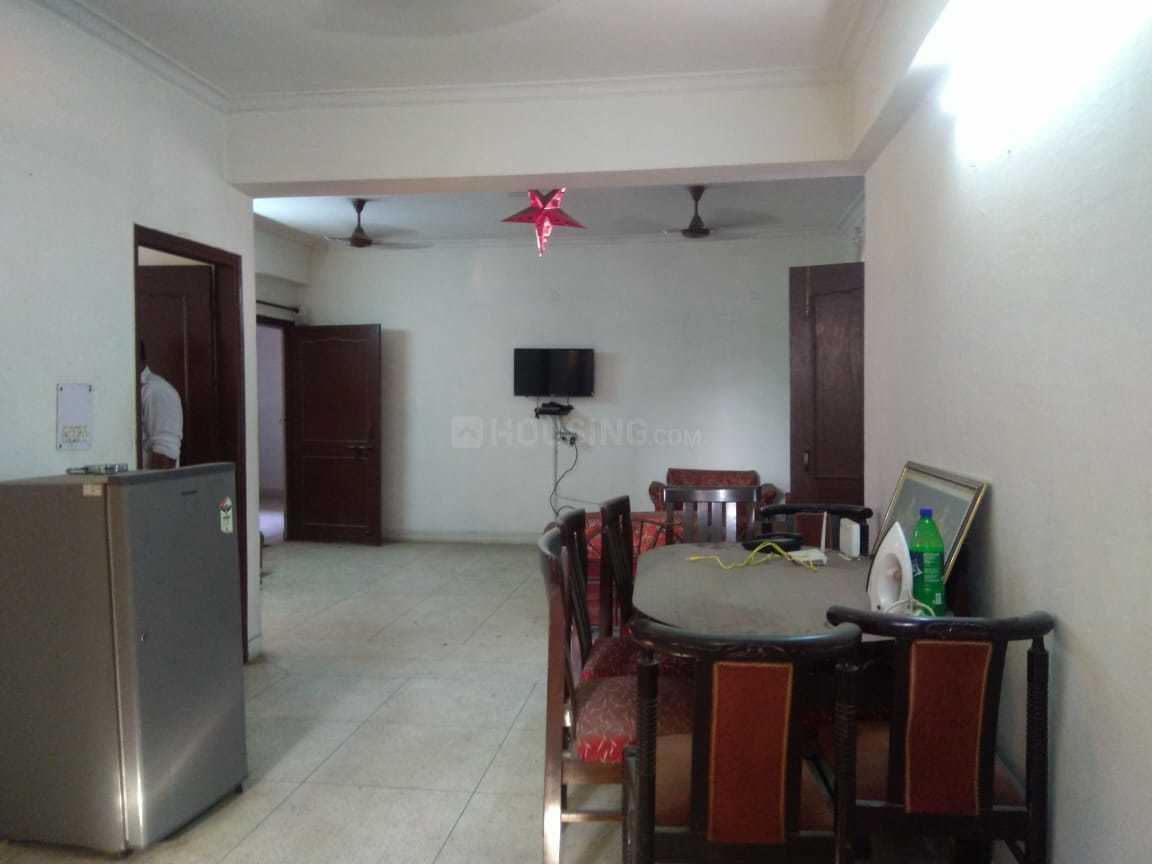 Living Room Image of 450 Sq.ft 1 RK Apartment for rent in Sector 62 for 11000