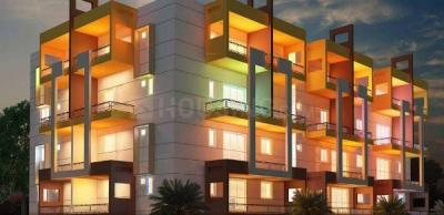 Gallery Cover Image of 1390 Sq.ft 2 BHK Apartment for buy in Redtree Raindrops, Konanakunte for 7473320