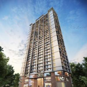 Gallery Cover Image of 700 Sq.ft 2 BHK Apartment for buy in Raunak Centrum, Chembur for 13000000