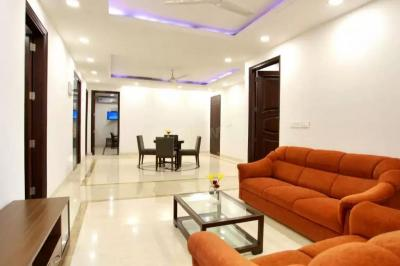 Gallery Cover Image of 3250 Sq.ft 4 BHK Independent Floor for rent in RWA Jasola Pocket 1, Jasola for 75000