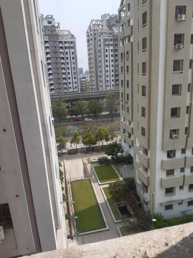 Building Image of 2100 Sq.ft 3 BHK Apartment for rent in New Town for 30000