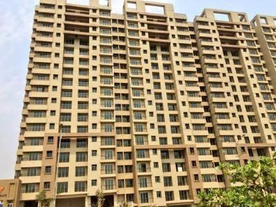 Gallery Cover Image of 530 Sq.ft 1 BHK Apartment for buy in Thane West for 4500000
