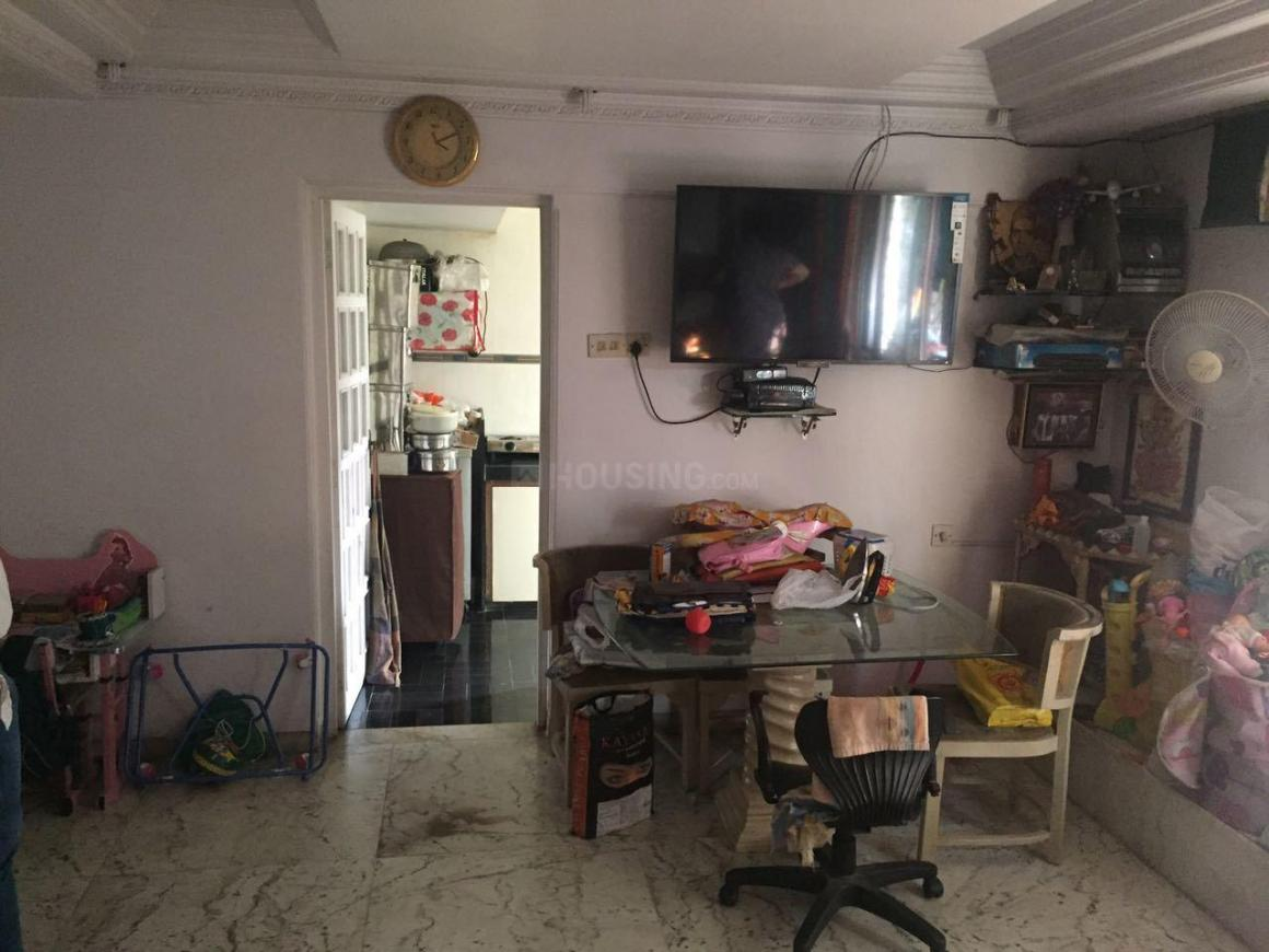 Living Room Image of 568 Sq.ft 1 BHK Apartment for rent in Kharghar for 13000