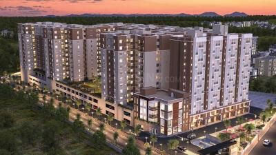 Gallery Cover Image of 568 Sq.ft 1 BHK Apartment for buy in Provident Capella, Thirumalashettyhally for 4199000