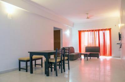 Dining Room Image of 2 Bhk In Prestige Palms in Krishnarajapura
