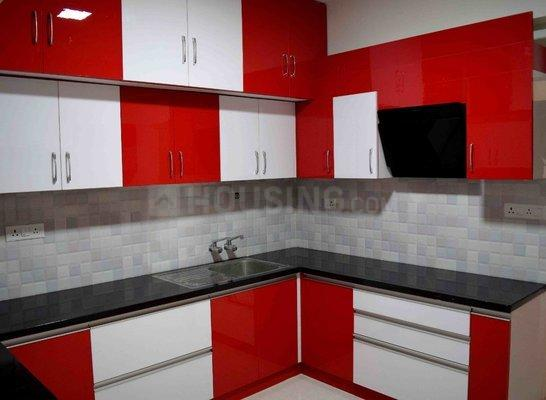 Kitchen Image of 855 Sq.ft 2 BHK Independent House for buy in Mannivakkam for 4710000