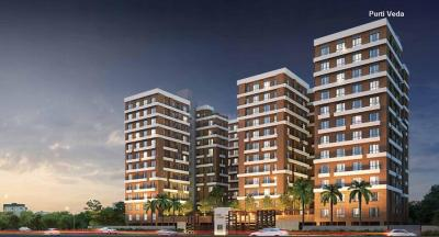Gallery Cover Image of 947 Sq.ft 3 BHK Apartment for buy in Purti Veda, New Town for 7500000