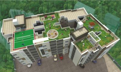 Gallery Cover Image of 710 Sq.ft 2 BHK Apartment for buy in Satyam Shivam Apartments, Wadgaon Sheri for 5200000