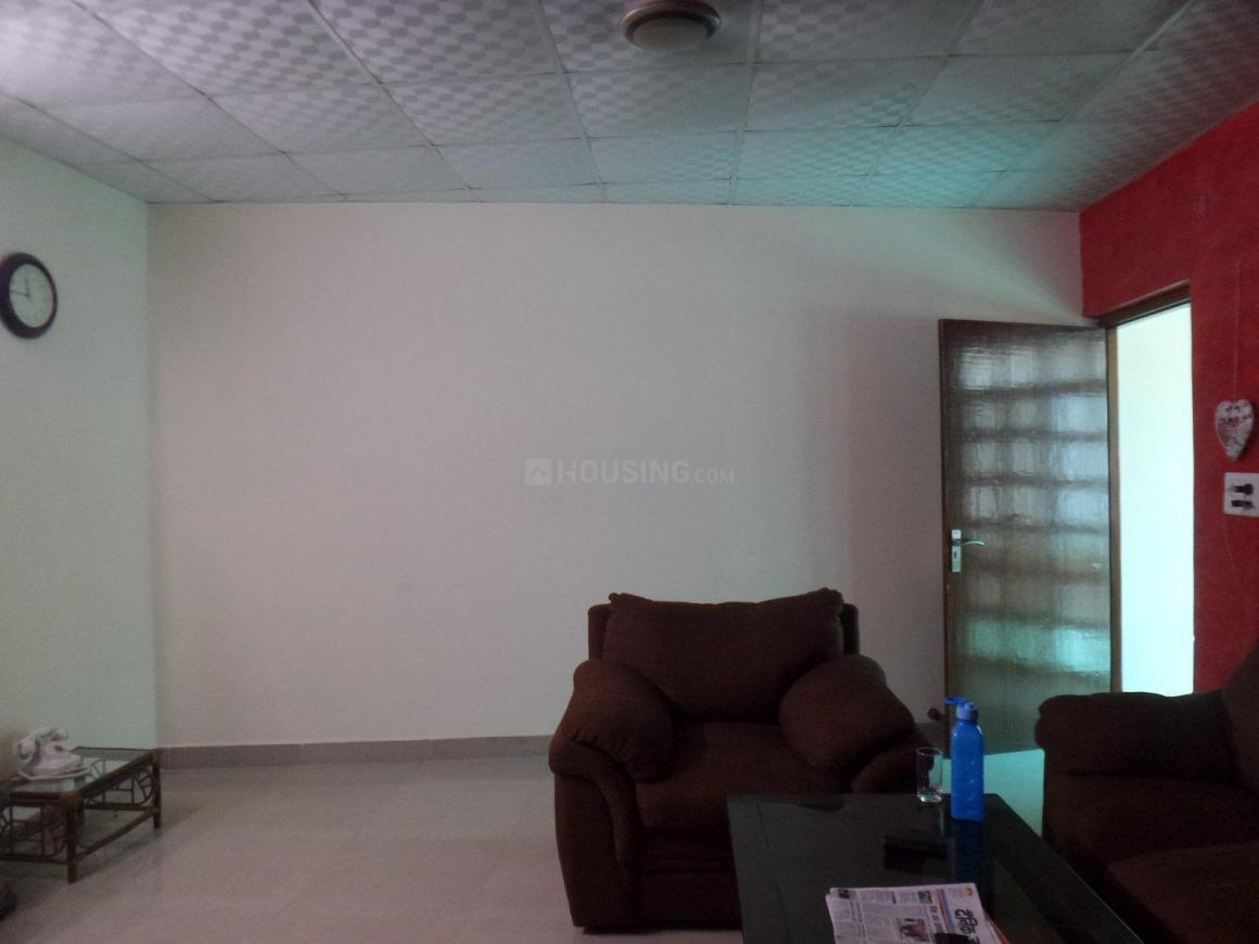 Living Room Image of 1000 Sq.ft 1 BHK Independent House for rent in Sector 70A for 30000
