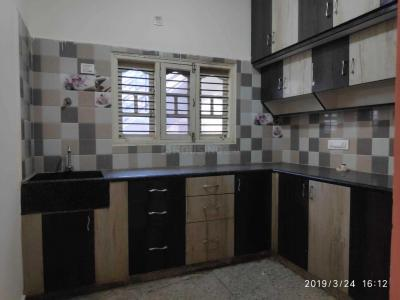 Gallery Cover Image of 1200 Sq.ft 2 BHK Independent House for rent in Kalkere for 15000