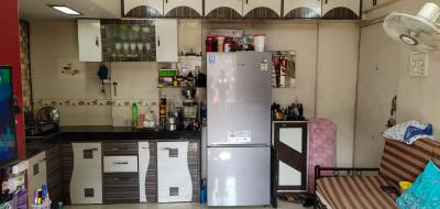 Gallery Cover Image of 300 Sq.ft 1 RK Apartment for buy in Shatrunjay Apartment, Dahisar East for 5900000