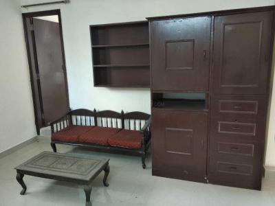 Gallery Cover Image of 450 Sq.ft 1 RK Independent Floor for rent in  RWA Greater Kailash 1 Block S, Greater Kailash I for 18000