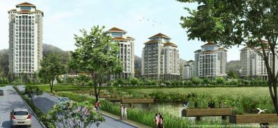 Gallery Cover Image of 886 Sq.ft 2 BHK Apartment for buy in Skyi Songbirds Phase A, Bhugaon for 5700000