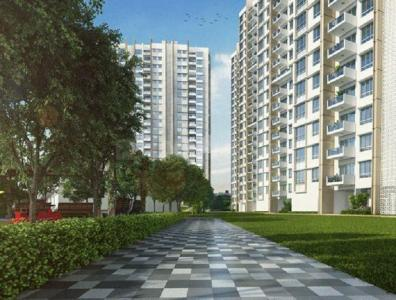 Gallery Cover Image of 1075 Sq.ft 2 BHK Apartment for buy in Shapoorji Pallonji Vicinia, Powai for 18500000