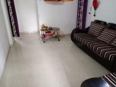 Gallery Cover Image of 575 Sq.ft 1 BHK Independent Floor for buy in B G Apartment, Dhanori for 3500000