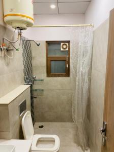 Bathroom Image of Aryan Pgs in Karol Bagh