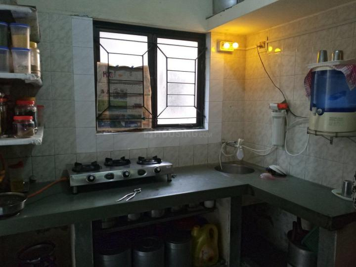 Kitchen Image of 855 Sq.ft 2 BHK Apartment for buy in Ghodasar for 3500000