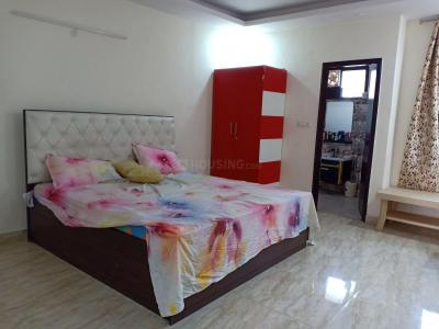 Gallery Cover Image of 800 Sq.ft 1 BHK Apartment for rent in Malviya Nagar for 27500