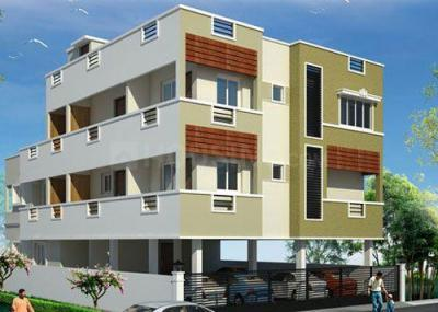 Gallery Cover Image of 1100 Sq.ft 3 BHK Apartment for buy in Korattur for 6800000