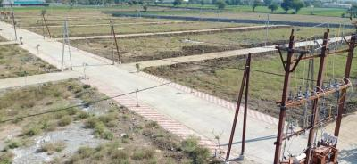 800 Sq.ft Residential Plot for Sale in Bhawrasla, Indore
