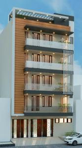 Gallery Cover Image of 1655 Sq.ft 3 BHK Independent Floor for buy in Sector 7 for 8500000