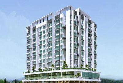 Gallery Cover Image of 690 Sq.ft 1 BHK Apartment for buy in Marvels Soham, Ulwe for 6000000