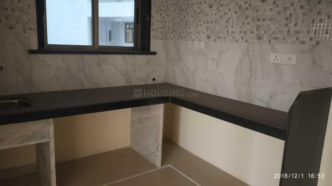 Kitchen Image of 970 Sq.ft 2 BHK Apartment for rent in Thakurli for 13000